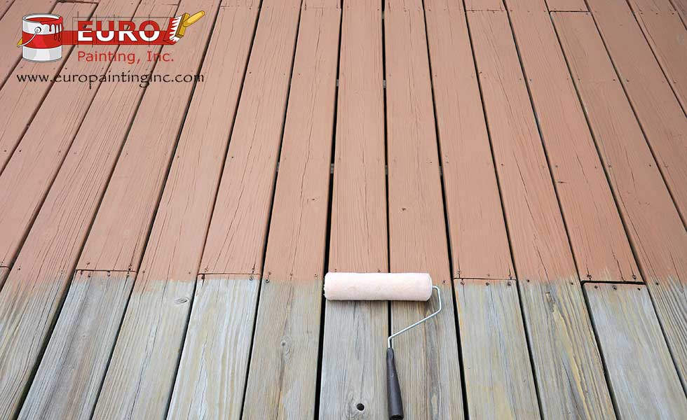 Paint Or Stain Your Deck
