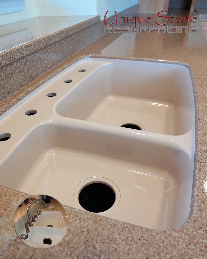 Sink Refinishing