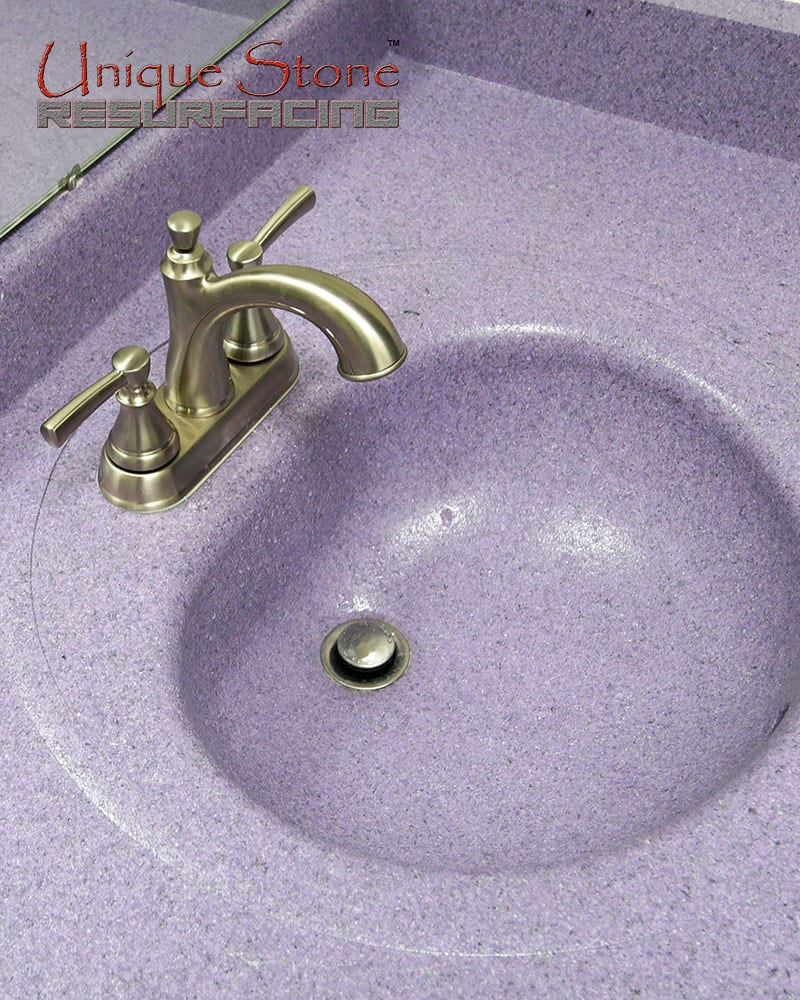 Sink Resurfacing